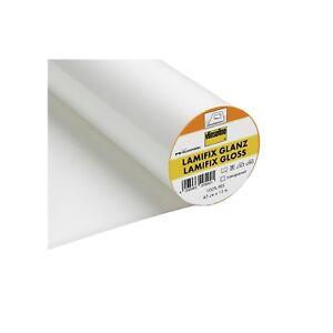 Vilene Lamifix Vinyl Gloss Laminate-Oilcloth Iron On waterproofing for fabric