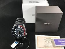 SEIKO Black Men's model SKX009KC overseas reimportation watch JAPAN EMS F/S