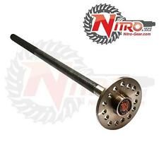 "Nitro Rear Axle Shaft Ford 8"" & 9"" 28 Spl 23.5-32.87"" Cut-to-Length Triple-Drill"
