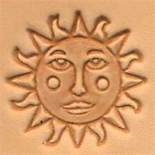 8503 Sun Face Craftool 3-D Stamp Tandy Leather 88503-00