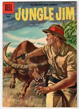 Dell - JUNGLE JIM #10 - VG/FN 1956 Vintage Comic