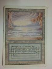 MTG Magic the Gathering English Underground Sea 1994 Revised 3rd Dual Land HP