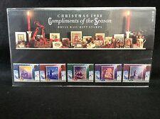GB Royal Mail 1988 Presentation Pack #194 CHRISTMAS