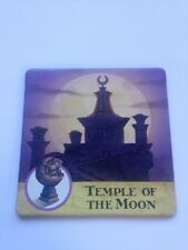 Temple Of The Moon Spare / Replacement Card For Gamewright Forbidden Island Game