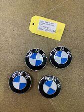 2013 BMW X3 wheel center caps set of 4 B37