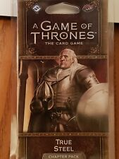 True Steel, Westeros Cycle, A Game of Thrones: The Card Game 2nd Edition
