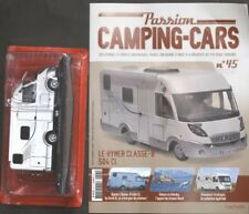 CAMPING CARS N° 45  HYMER CLASSE 8 504 CL
