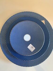 Raynaud Limoges Tresor Blue.  New With Tags.  Perfect Condition. A STEAL!