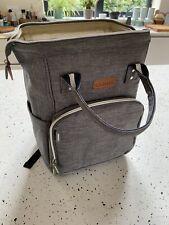Laptop Nappy Rucksack / Overnight Bag Smart