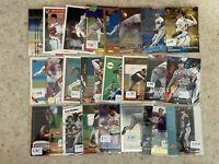 Greg Maddux  24 Card Lot Cubs - Braves - HOF