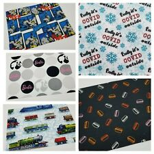 Cotton Fabric Scraps For Quilting Or Masks - New added weekly!