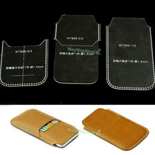Phone Case Acrylic Leather craft 899 Templates Pattern for iPhone 6 Card Holders
