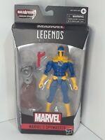Marvel Legends Black Widow Series Spymaster 6-Inch Action Figure with BAF Sealed