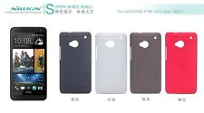 Nillkin Super Frosted Shield Cover Case For HTC One 802T Dual Sim