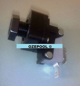 AIR SWITCH DaveyOngaWatercoPoolrite micro switch PNEUMATIC OPERATOR replacement