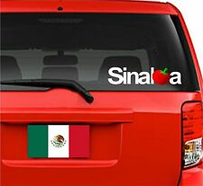 """Car Decals. Wall Decal. Vinyl Decal... Sinaloa Tomate 15"""" W x 3.5""""H"""