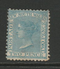 New South Wales Nsw Scott# 48 Mint