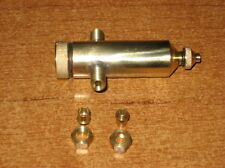 Oversized Displacement Lubricator for steam models, 1/4x40 ME Thread