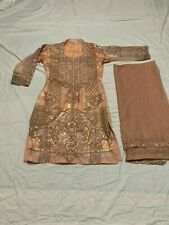 Mausummery - 2 PC Womens Clothing - Salwar Kameez - Preowned - Small (6-8)