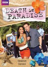 Death in Paradise: Season Seven (DVD) New DVD! Ships Fast!