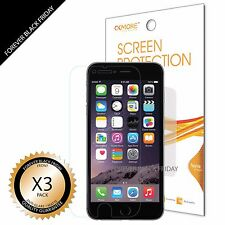 "iPhone 6S Plus 5.5"" Screen Protector 3x Anti-Glare Matte Cover Guard Shield"