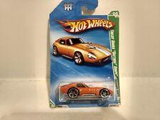 Hot Wheels Treasure Hunt Shelby Cobra Daytona Coupé Mattel 1:64 Escala de Metal