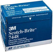 3M 07448 Scotch-Brite Ultra Fine Hand Pad
