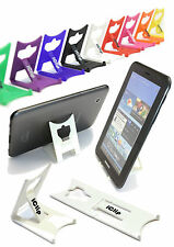 Galaxy Tablet Holder WHITE iClip Folding Desktop & Travel Display Stand