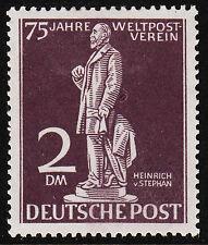 OPC 1949 Germany Berlin 2m Heinrich Von Stephen Sc#9N41 MH OG VF  10464
