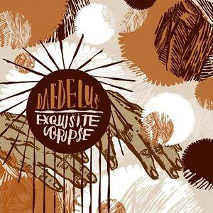 DAEDELUS 'EXQUISITE CORPSE' UK DOUBLE LP BRAND NEW UNPLAYED DISTRIBUTOR STOCK