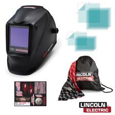 Lincoln K3034-4 Viking 3350 Black Welding Helmet