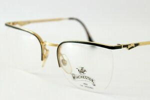 New Winchester by Magic Line Cortez 011 Vintage Gold Frame Glasses Frames