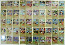 """Dragon Ball Z """"50 carte diverse n° consecutivi da 1/9 e 20/60"""" serie GOLD GPZ"""