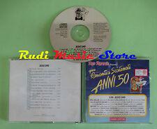 CD ROMANTICI SCATENATI 50 53B JESUS SAID compilation 1994 MILLER MARTIN (C27*)