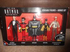 The New Batman Adventures déformable figures Heroes Set