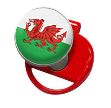 1e6163ecfee33 Wales Oasis Golf Cap Clip Red by Asbri - Society Day Gift or Prize Welsh