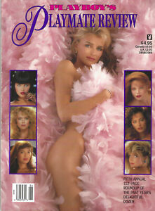 Playboy's Playmate Review (1989)-5th annual 112-page roundup of 1989's Playmates