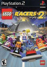 Lego Racers 2 PS2 Playstation 2 Game Only