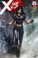 X-23 1 VARIANT PARRILLO TRADE LIMITED!! PRESALE! MARVEL 7/11 WOLVERINE