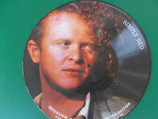 LP SIMPLY RED PICTURE DISC NEW INTERVIEW LIMITED EDITION