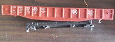 Lot of 2 Vintage HO Scale Fleischmann Train Car Shells 6718 and 344304
