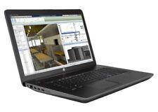 "HP Zbook 17 i7 4600M 2,9GHz 4GB 500GB 17,3"" Win 10 Pro 1920x1080 Tasche"