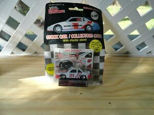 Vintage 1989 Neil Bonnett 21 Citgo Gas Oil Racing Champions Series 1 Stock Car
