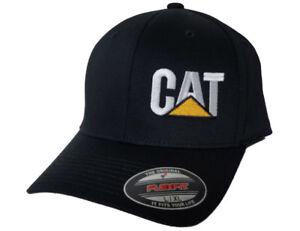 CAT Flexfit Hat Cap Caterpillar