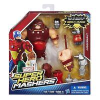 Marvel Super Hero Mashers ~ JUGGERNAUT CUSTOMIZABLE ACTION FIGURE ~ HASBRO