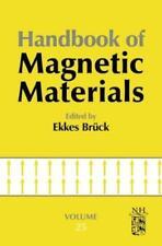 Handbook Of Magnetic Materials, Volume 25