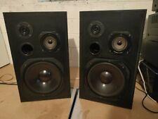 BE 15 | 3-Wege-Hifi Lautsprecherbox mit Bassreflexöffnung | Kompaktlautsprecher