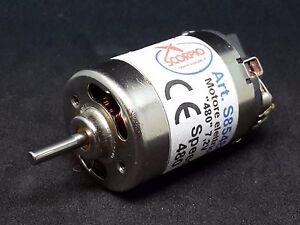 MOTORE ELETTRICO 480 7,2 SCORPIO S 85480 RC ENGINE PARTS