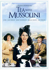 Tea With Mussolini [New DVD] Ac-3/Dolby Digital, Repackaged, Widescree