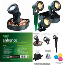 Blagdon LED Pond And Garden Light (3 Pieces) UK POST FREE